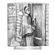 Longfellow: Standish Shower Curtain