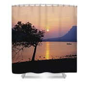 Lough Gill, Co Sligo, Ireland Irish Shower Curtain