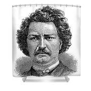 Louis Riel (1844-1885) Shower Curtain