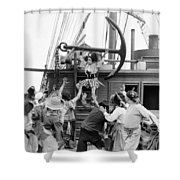 Lupino Lane (1892-1959) Shower Curtain by Granger