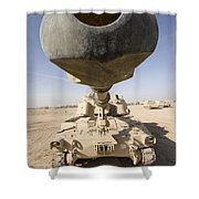 M109 Paladin, A Self-propelled 155mm Shower Curtain