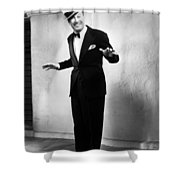 Maurice Chevalier Shower Curtain