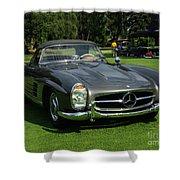 Mercedes 300 Sl Shower Curtain