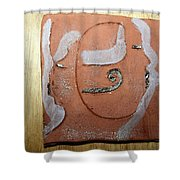 Mirrors - Tile Shower Curtain
