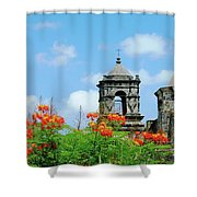 Mission San Jose San Antonio Shower Curtain