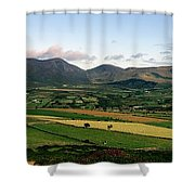 Mourne Mountains, Co. Down, Ireland Shower Curtain