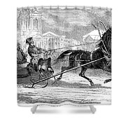 Nicholas I (1796-1855) Shower Curtain