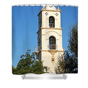 Ojai Post Office Tower Shower Curtain