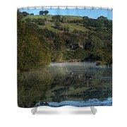 Parc Cwm Darran Shower Curtain