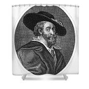 Peter Paul Rubens Shower Curtain