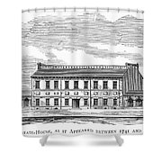 Philadelphia State House Shower Curtain