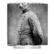 Pierre G.t.de Beauregard Shower Curtain