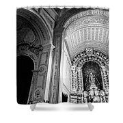 Portuguese Church Shower Curtain