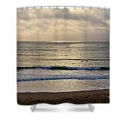 Praa Sands Shower Curtain