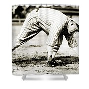Rogers Hornsby (1896-1963) Shower Curtain