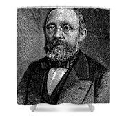 Rudolf Virchow (1821-1902) Shower Curtain