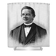 Samuel J. Tilden (1814-1886) Shower Curtain