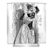 Shakespeare: Henry Iv Shower Curtain
