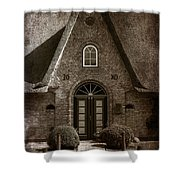 Thatch Shower Curtain