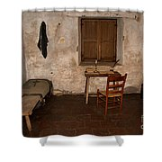 The Museum At The Monastery Shower Curtain