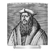 Thomas Cranmer (1489-1556) Shower Curtain