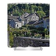 Ticino Shower Curtain