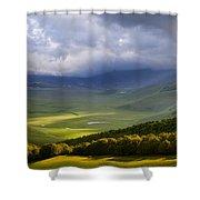 Umbria Shower Curtain