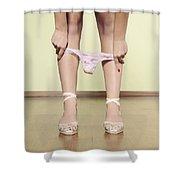 Underpants Shower Curtain