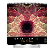 Untitled 33 Shower Curtain