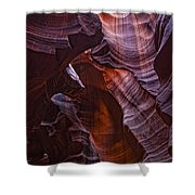 Upper Antelope Canyon, Arizona Shower Curtain