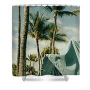 Wailea Beach Maui Hawaii Shower Curtain
