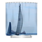 Windquest Shower Curtain