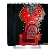 House On The Rock Shower Curtain