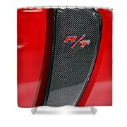 2012 Dodge Charger Rt  Shower Curtain