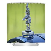 2012 Santarsiero Atlantis Concept Hood Ornament Shower Curtain