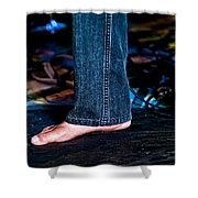 20120928_dsc00449 Shower Curtain by Christopher Holmes