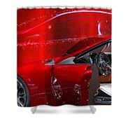 2013 Lexus L F - L C Shower Curtain