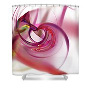 Fractal Shower Curtain