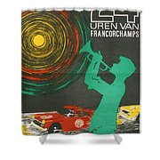 24 Hours Of Spa - Francorchamps Shower Curtain