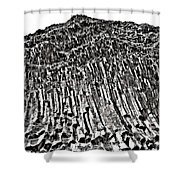 24 Million Years Old ... Shower Curtain
