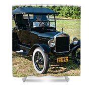 27 Ford Shower Curtain
