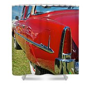 1954 Studebaker Shower Curtain