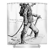 Alpine Mountaineering Shower Curtain
