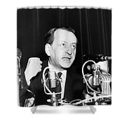 Andre Malraux (1901-1976) Shower Curtain