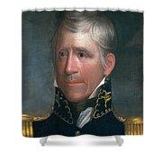 Andrew Jackson, 7th American President Shower Curtain