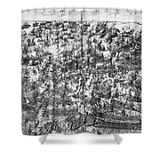 Battle Of Lepanto, 1571 Shower Curtain