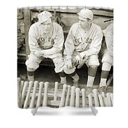 Boston Red Sox, 1916 Shower Curtain
