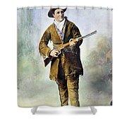 Calamity Jane (c1852-1903) Shower Curtain