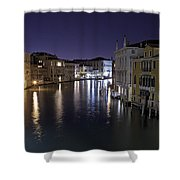 Canal Grande Shower Curtain