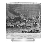Capture Of New Orleans Shower Curtain